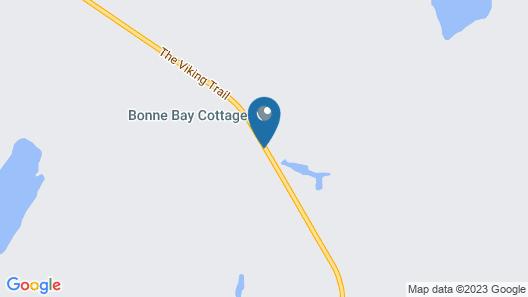 Bonne Bay Cottages Map