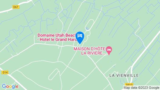 Le Grand Hard Map