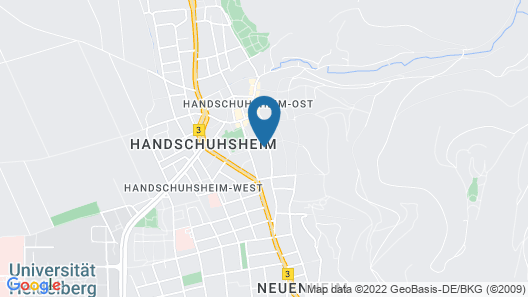 Das Lamm Heidelberg Map