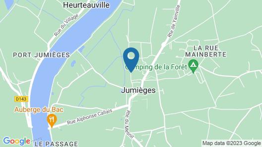 Domaine Le Clos des Fontaines Map