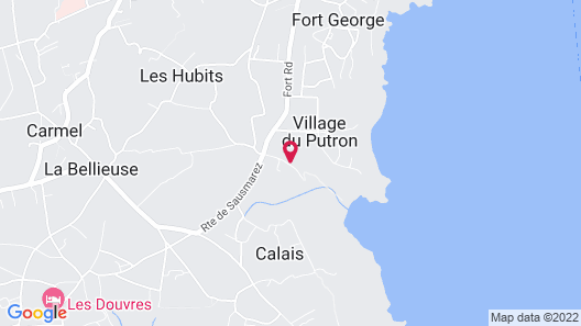 Fermain Valley Hotel Map