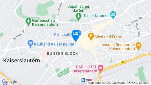 Schweizer Stubb  Map
