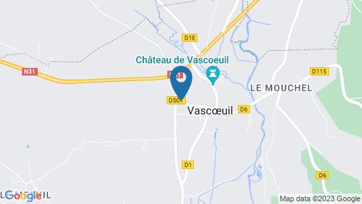 La tourelle Map