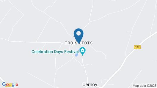 Trois Etots Map