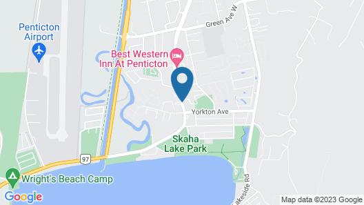 Empire Motel Map