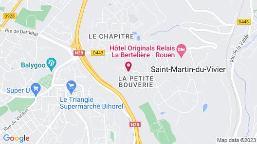 Le Phenix Map