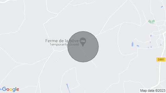 Gîte de la Bove - Magnifique Maison de Campagne Map