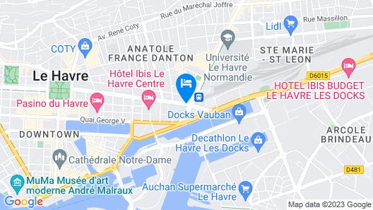 La Baraka Map