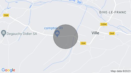Gite Ville, 4 Bedrooms, 11 Persons Map