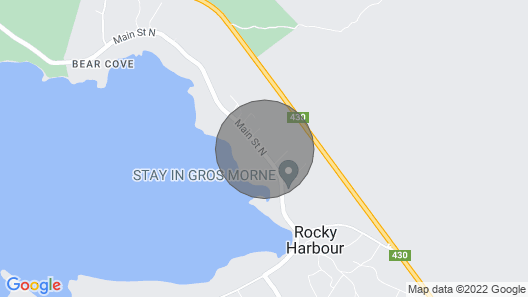 Wildflowers Country Inn Map
