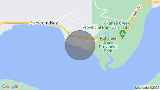 Private Nelson Beachside Retreat  Map