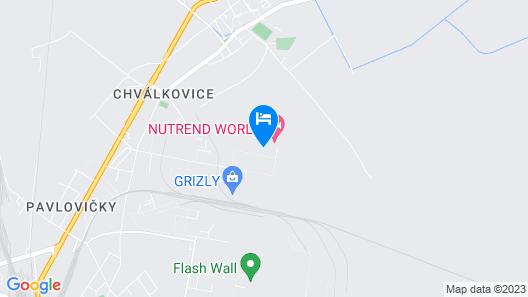 Nutrend World Map