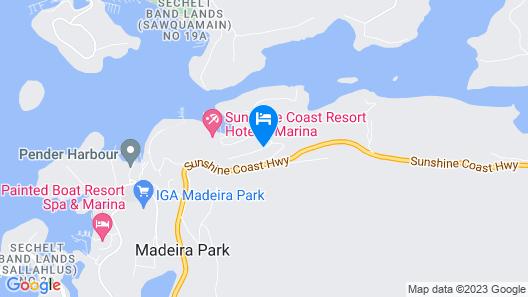 Chateau Cedro Rosso Map