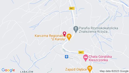 Willa Victoria Map