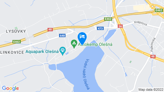 Hotel Terasa Map