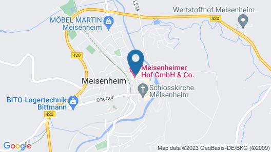 Meisenheimer Hof Map