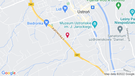 SEUL WILLA  Guest house n Restaurant Map