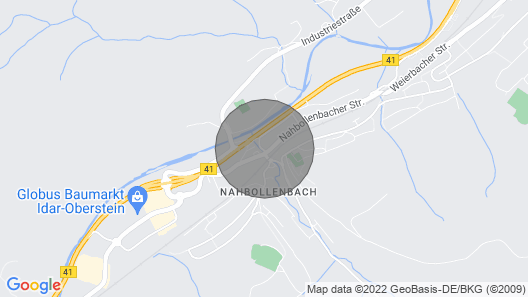 Vacation Apartment Loft in Nahbollenbach Map