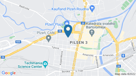 Hotel Trend Map