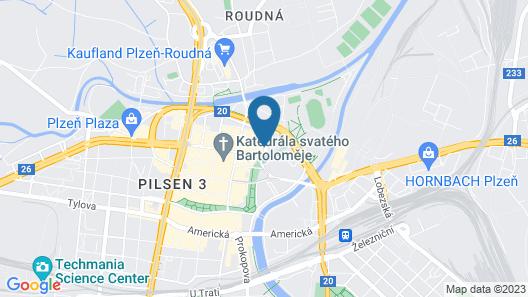 Pension City Map