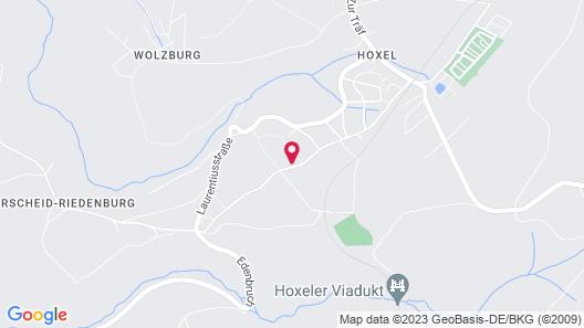 Peaceful Apartment in Morbach-morscheid With Garden Map