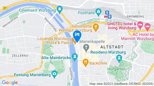 Hotel Residence Map