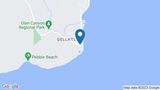The Cove Lakeside Resort Map