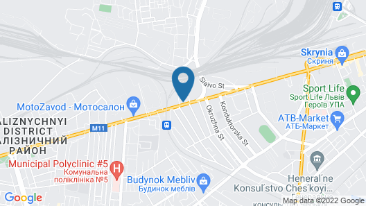 Hotel Coin Map