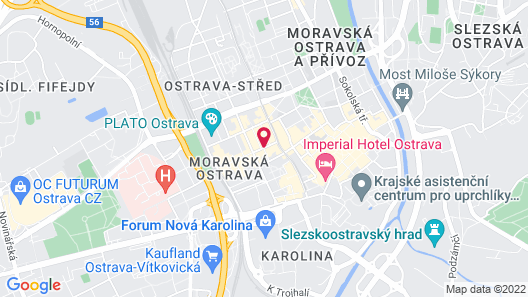Brioni Boutique Hotel Map