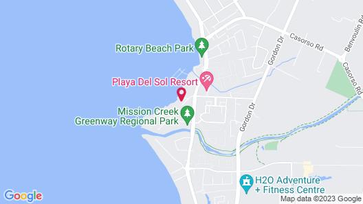 Hotel Eldorado at Eldorado Resort Map