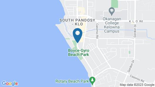 Mission Park Inn Map