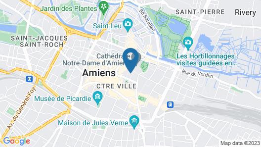 Maison Ulysse Map
