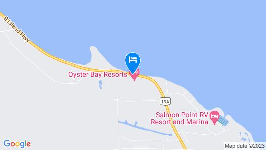 Oyster Bay Resorts Map