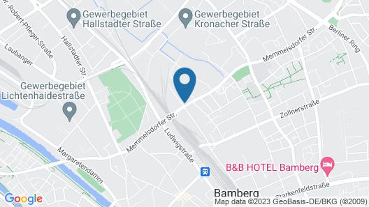 Gasthof Drei Linden Map