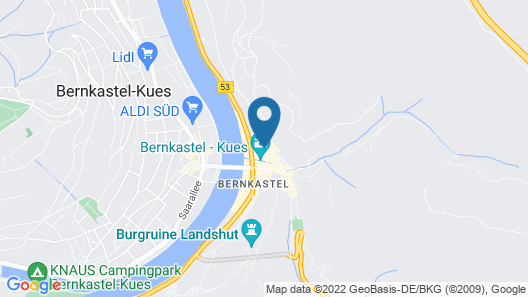 Hotel Doctor Weinstube Map