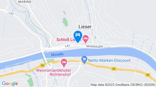 Weinhaus Stettler Map