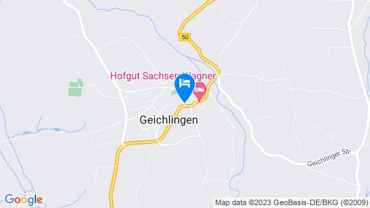 Geichlinger Wirtshaus Map