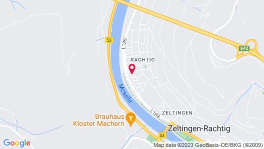 Rochter Landhotel Map