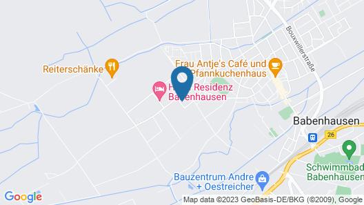 Wellness und Spa Hotel Ziegelruh Map