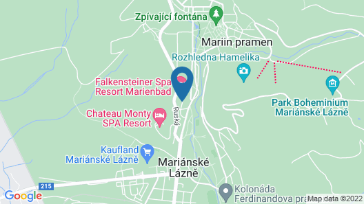 Apartman St. Vladimir kirche Map