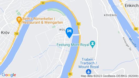 Landhaus am Ufer Map