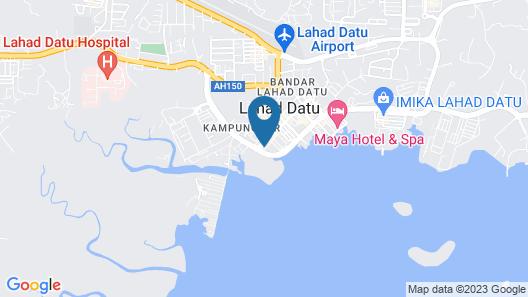 Bay Hotel Map