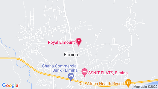 Royal Elmount Hotel Map