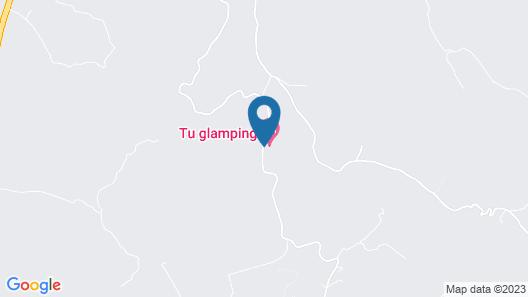 Tu Glamping Map