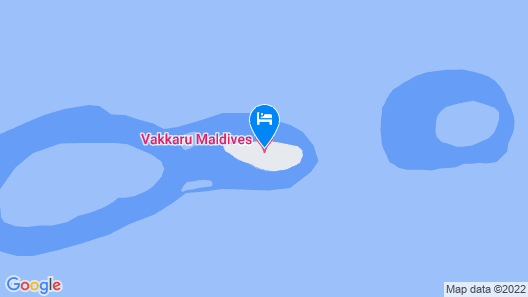 Vakkaru Maldives Map