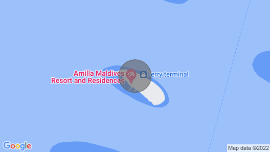 You and Your Family will love this Ultra Luxury Villa in the Maldives with 24/7 Concierge Map