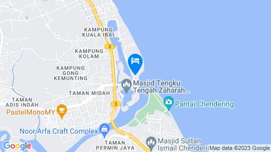 Terengganu Equestrian Resort Map