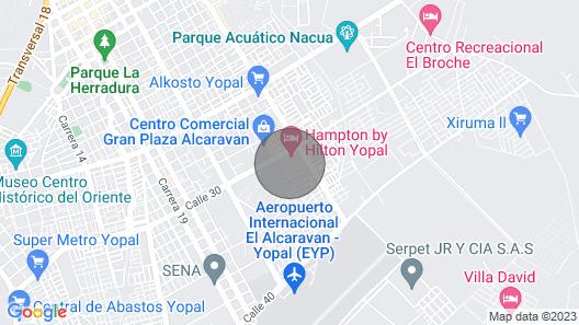 Cozy With Fresh Brisa Llanera Map