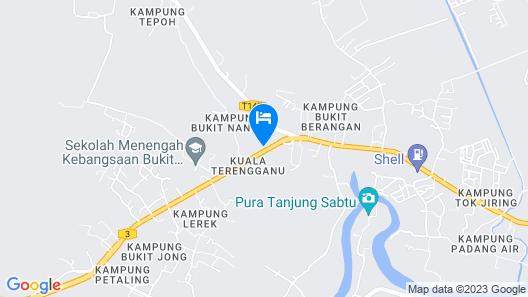 SPOT ON 90163 Kpfb Roomstay 2 Map