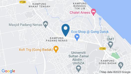 OYO 89678 Ady Hotel Map